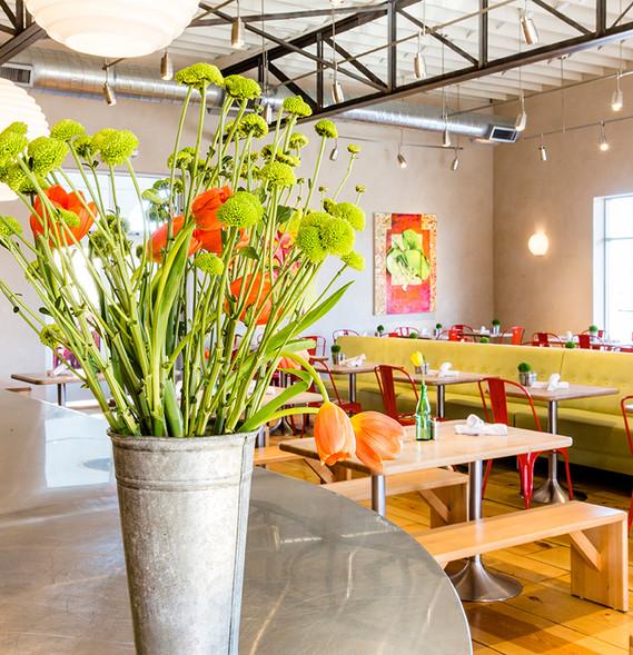 Vinaigrette Restaurant Albuquerque NM