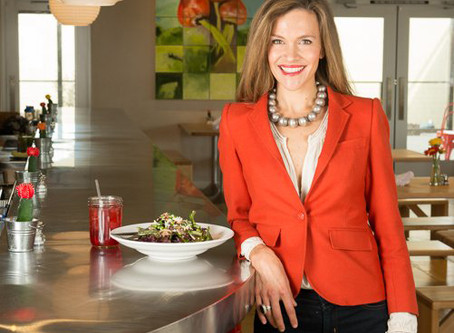 Erin Wade: Raising the (Salad) Bar