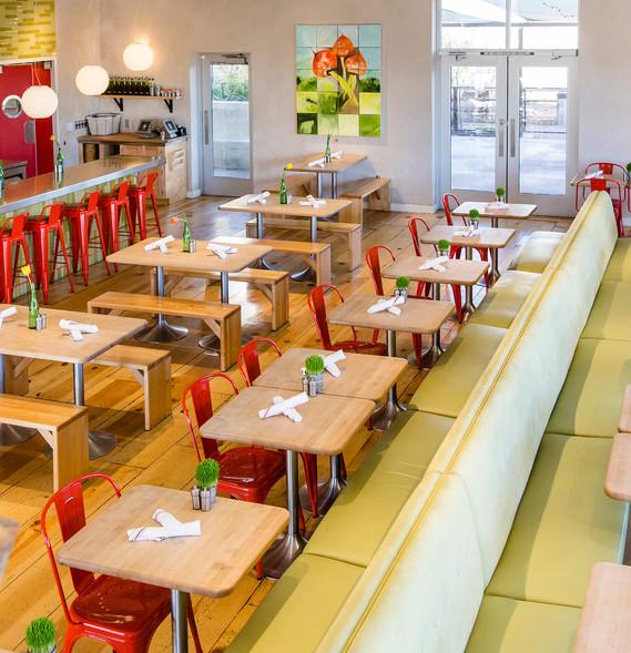 Albuquerque Restaurant Redesign