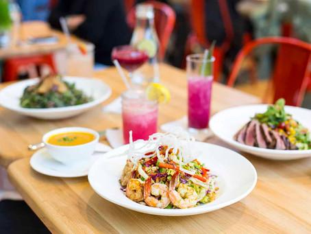 Healthy Cocktails & Farm-To-Table Salads At Vinaigrette Austin
