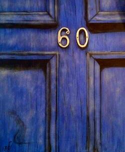 """""""Lady in the Blue Door"""""""