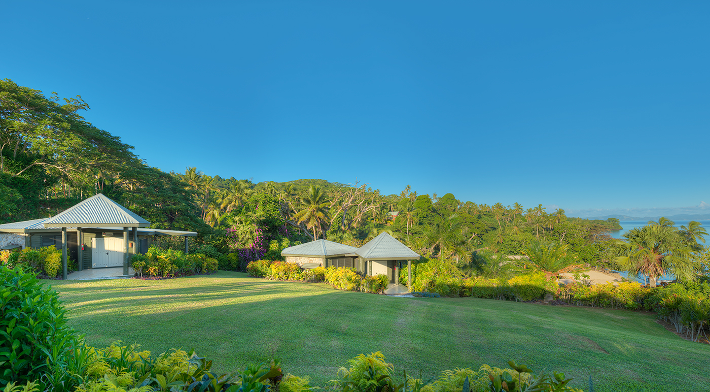 Luxury Ocean View Villa Grounds