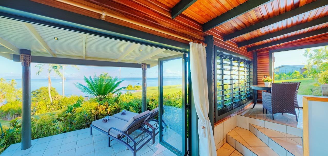 Luxury Ocean View Villa Interior