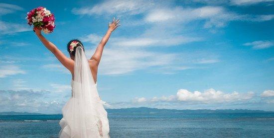 Fiji Wedding Bride
