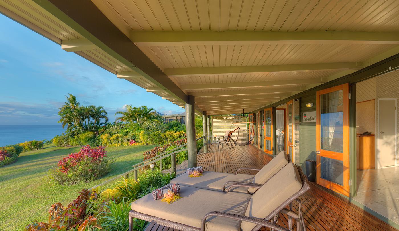 Luxury Ocean Front Villa Sund Deck