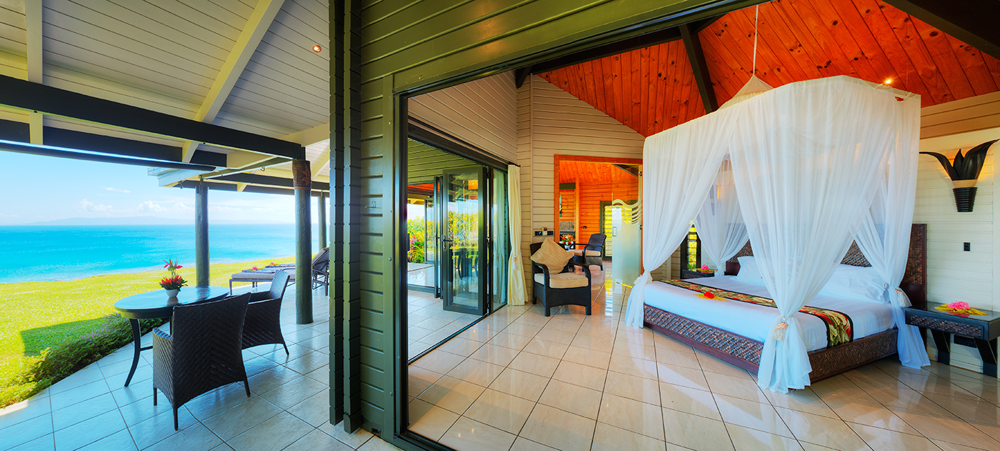 Luxury Ocean Front Villa Interior 2