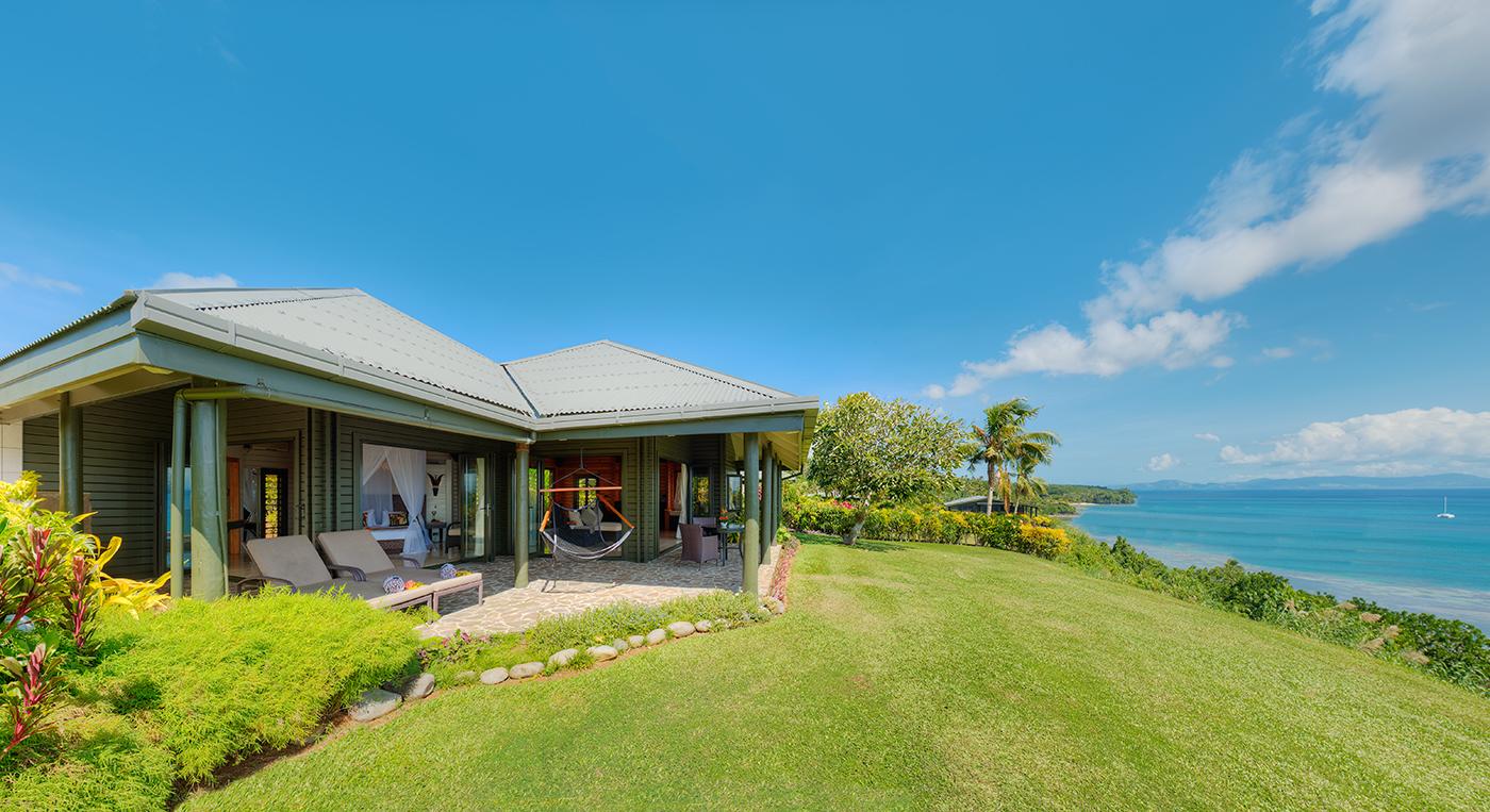 Luxury Ocean Front Villa Paradise