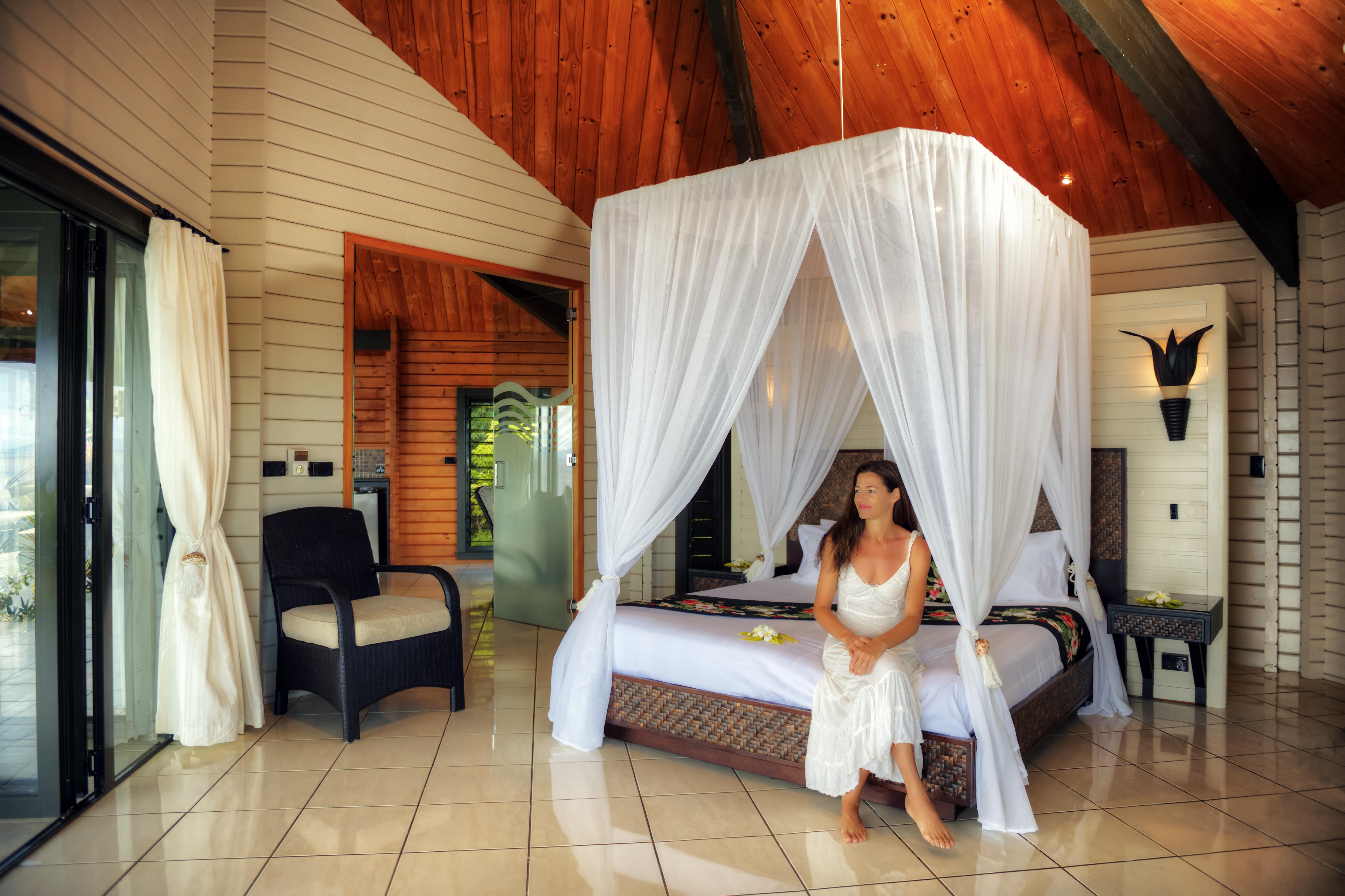 Luxury Ocean Front Villa Romance