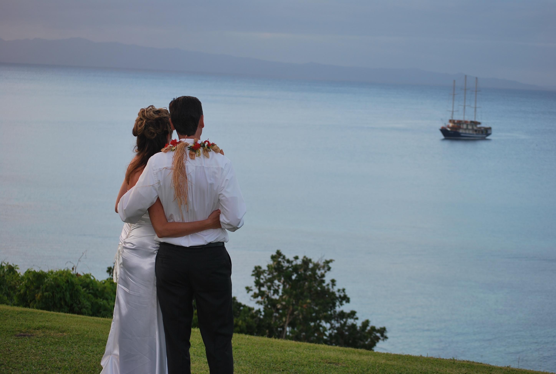 Fiji Wedding Couple 2020