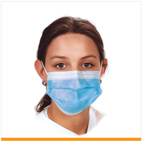 Type I Medical Face Masks /Box 50 masks