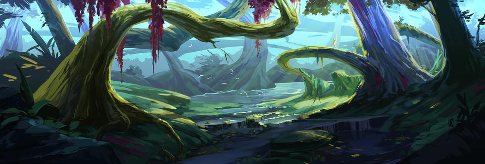 Swamps of the Giants II