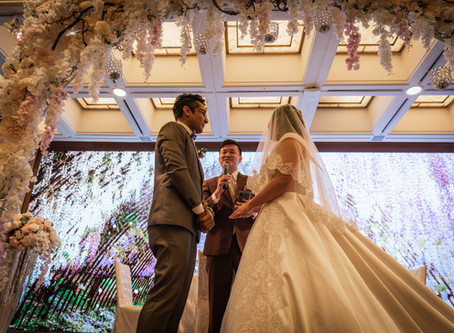 Eranda & Carolyn's Wedding | 9 Nov 2019, Sat | Regent Singapore