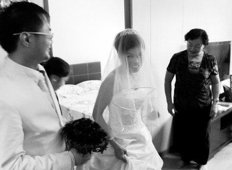 I started my first actual day wedding photography as a groomsman - Here are three things I learned