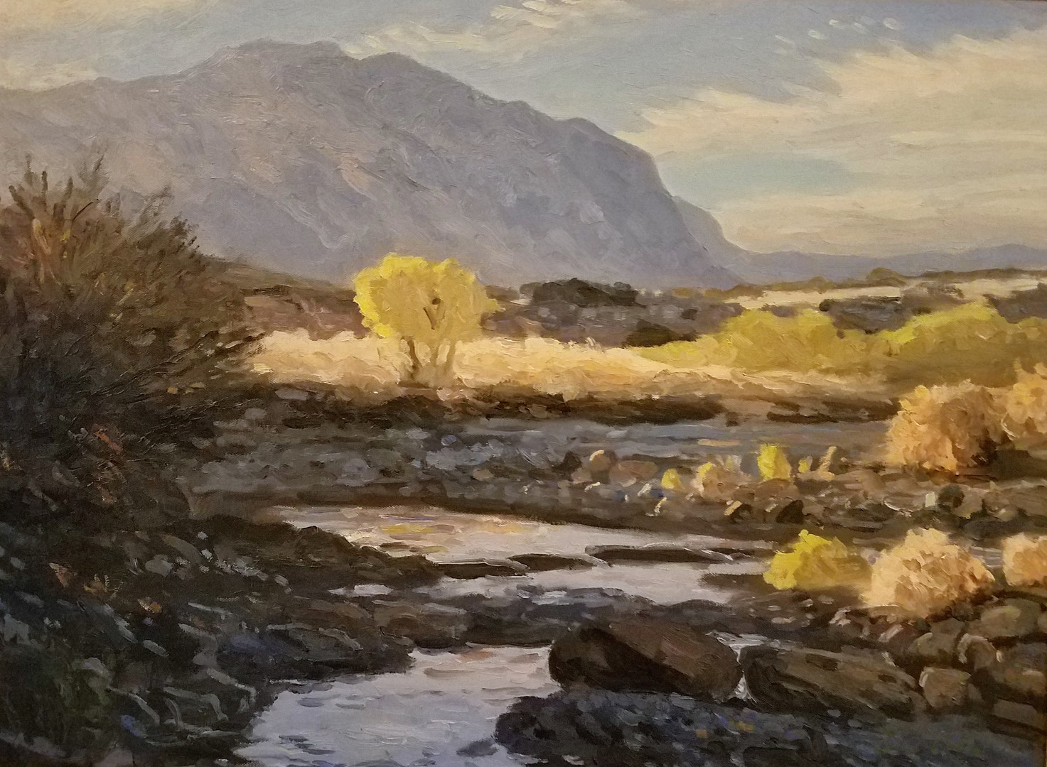 Big Bend Creek 18x24