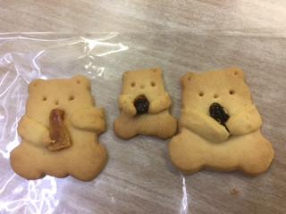 くまさんのクッキー