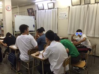 高校生のクラス