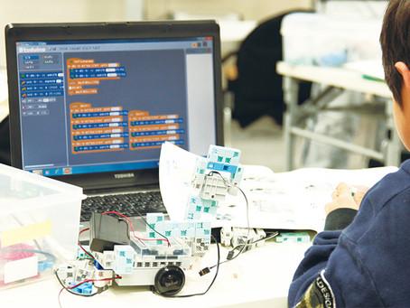 ロボットプログラミング新クラス始まりました!