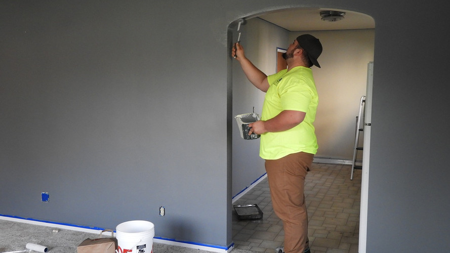 Interior Painting in Westminster