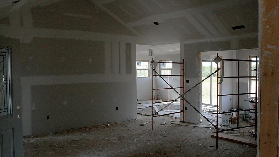 Drywall in Reisterstown