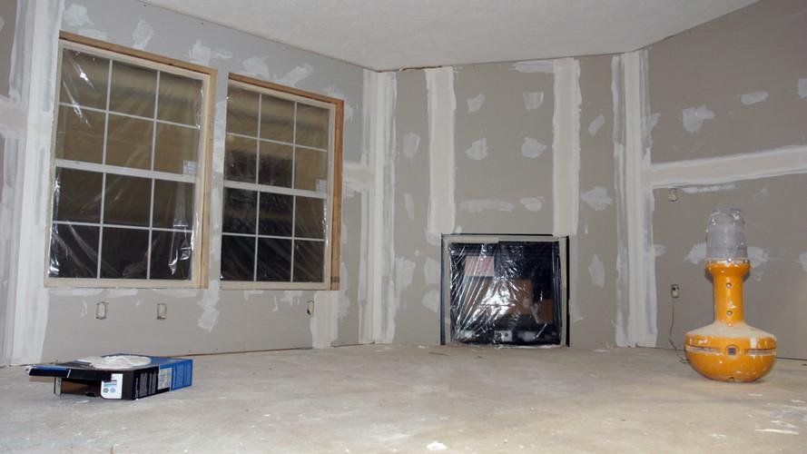 Drywall in Westminster