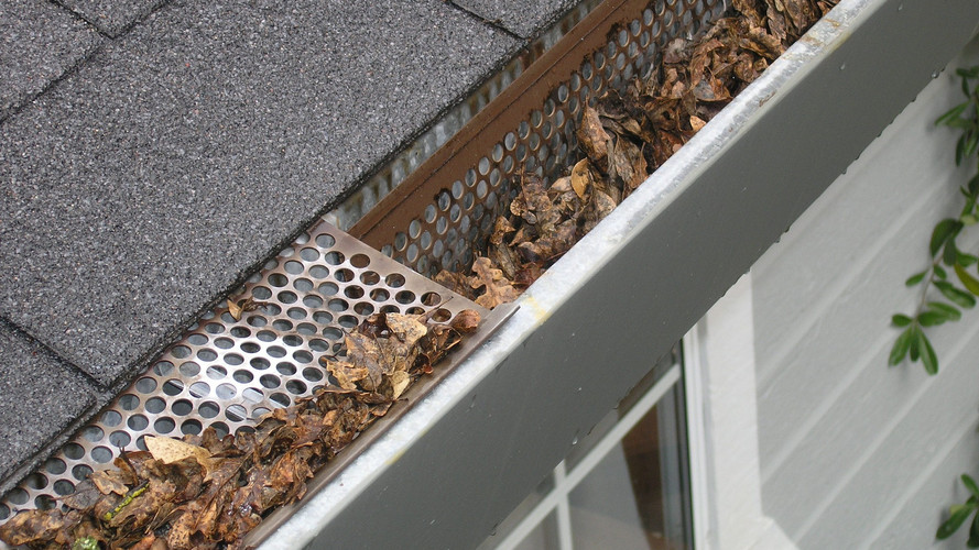 Gutter Cleaning and Installation in Baltimore