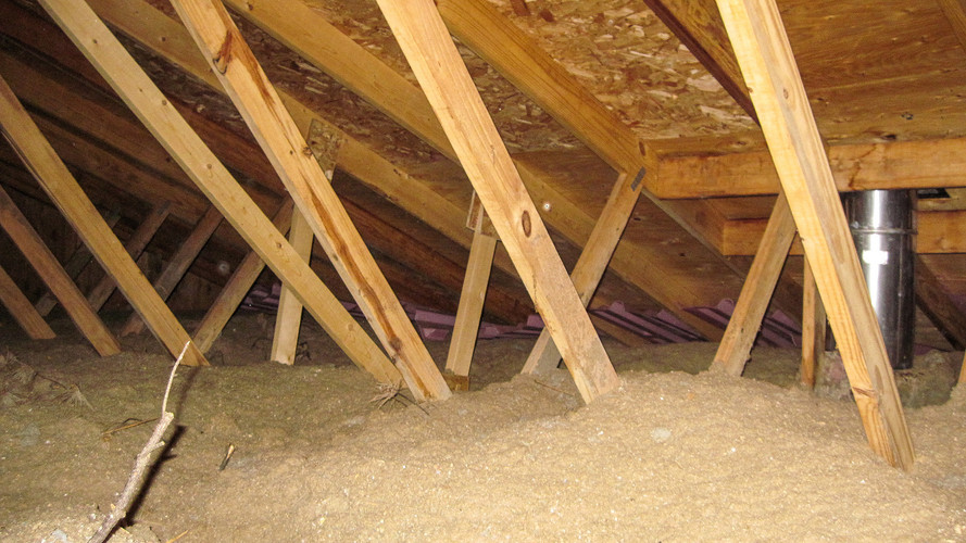 Attic Insulation & Remodeling in Westminster