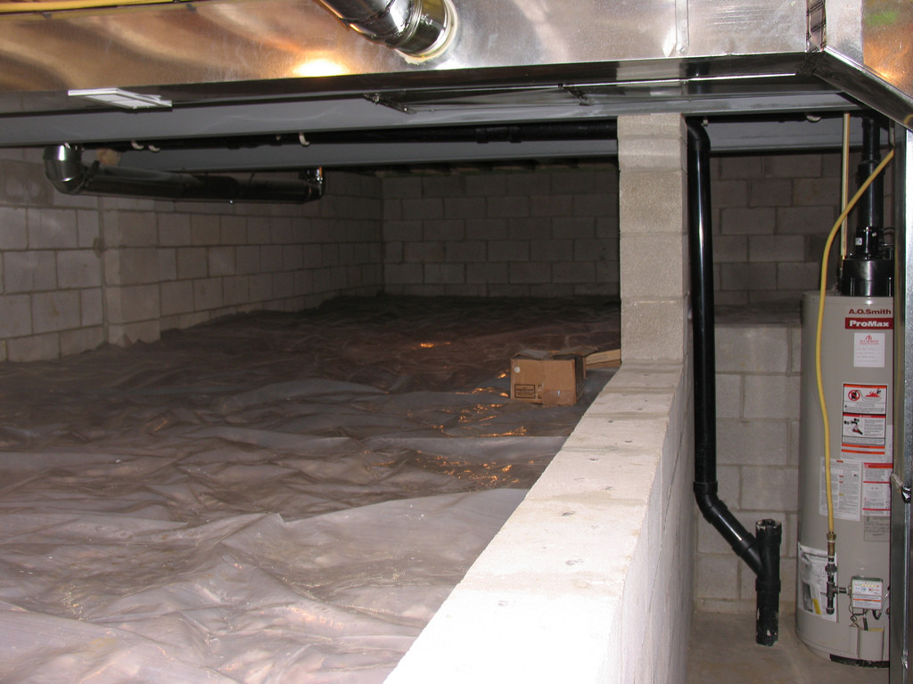 Crawl Space Insulation for Baltimore