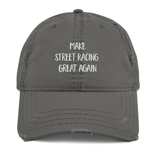 M.S.R.G.A. Distressed Dad Hat