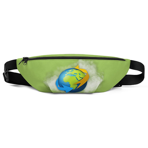 Spin The Globe Fanny Pack