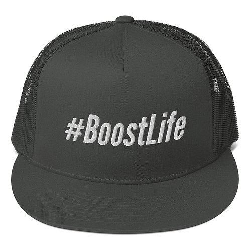 #BoostLife Trucker Cap