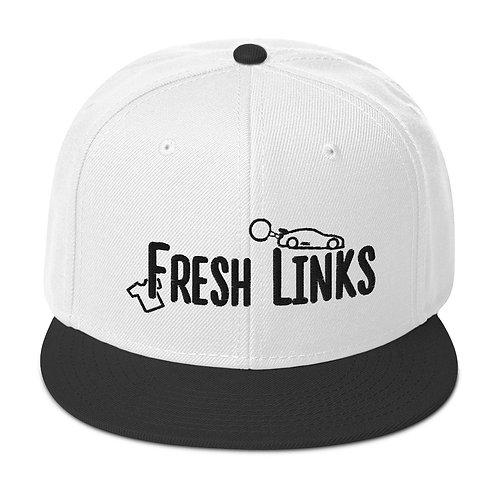 Fresh Links Snapback Hat