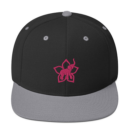 Pink Elephant | Snapback Hat