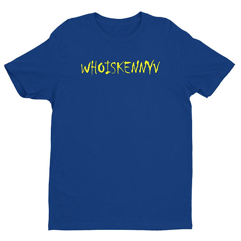WHOISKENNYV | T-Shirt