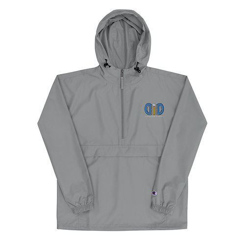 iDayDream Embroidered Champion Packable Jacket