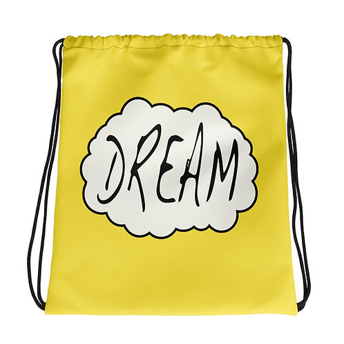 DREAM | Drawstring bag