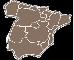 Celler Gandesa in Catalonië