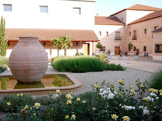 Winery in Spain