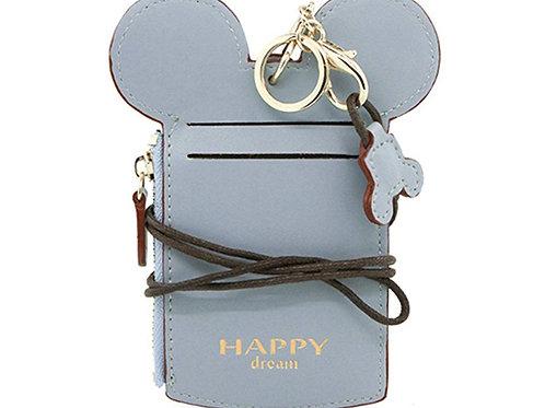 Custom Mickey ID Lanyard