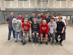 8 - 12 Grade Guys