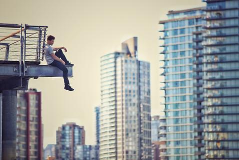 Josh Yadon Skyline Vancouver