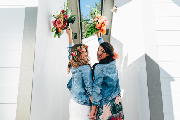 Morgan + Jordan Los Angeles Wedding