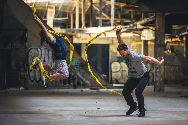 Tempest Freerunning Clothing Los Angeles