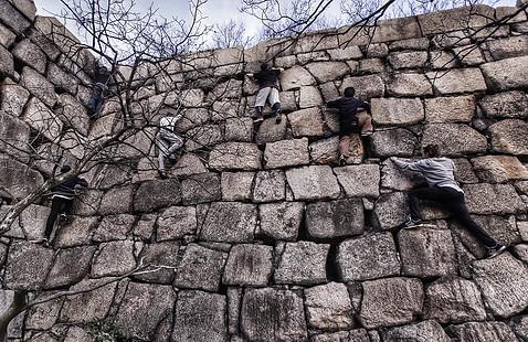 Wall Climb Tokyo