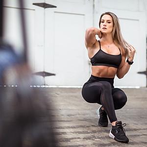 Lady Hammer + Pharos Gym