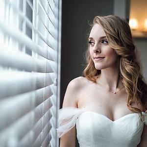 Alexandra + Johnny Wedding