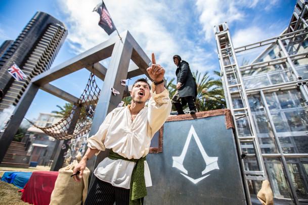 Assassins Creed Comic Con Frosti Fresh
