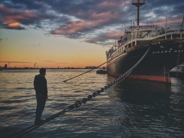 Josh Yadon Yokohama