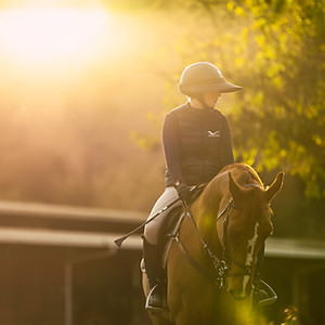 Sarah Durrer - Equestrian