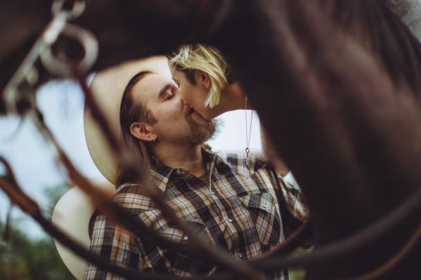 Dani + Justin Los Angeles Engagement