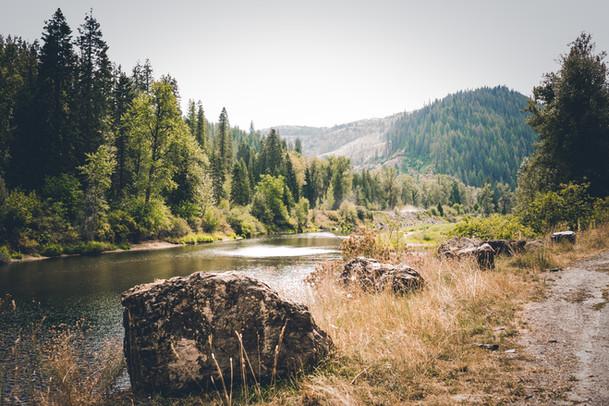 St. Joe River Idaho